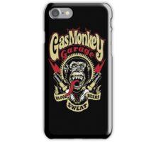 gas monkey garage iPhone Case/Skin