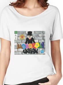 Urban Monopoly Women's Relaxed Fit T-Shirt