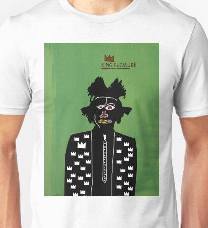 Portrait de Jean-Michel Basquiat Unisex T-Shirt
