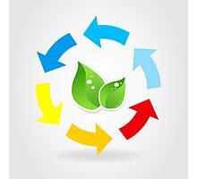 Ecology5 Photographic Print