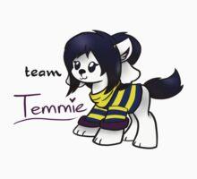 Temmie College Team One Piece - Short Sleeve
