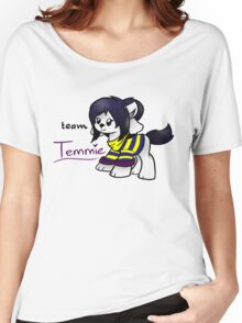 Temmie College Team Women's Relaxed Fit T-Shirt