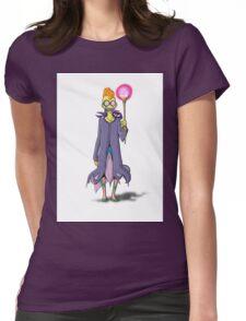 Derp Benson Womens Fitted T-Shirt