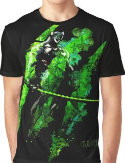 Genji Graphic T-Shirt