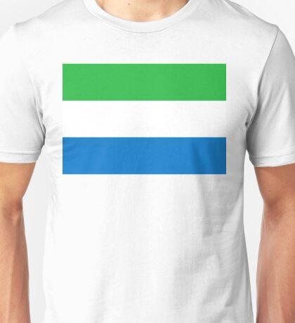 Sierra Leone Unisex T-Shirt