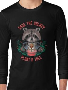 Save the Galaxy Long Sleeve T-Shirt