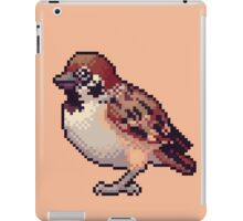 Pixel Sparrow iPad Case/Skin