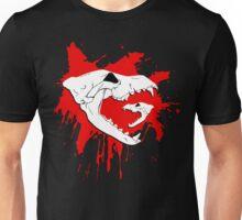Alpha Wolf Eat Wolf Unisex T-Shirt