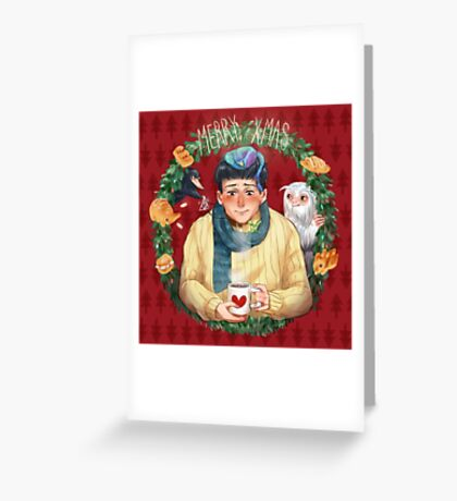 Credence's warm Xmas Greeting Card