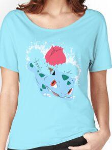 Ivysaur Splatter Women's Relaxed Fit T-Shirt