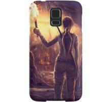 Tomb Raider Reborn Samsung Galaxy Case/Skin