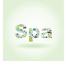Spa5 Photographic Print