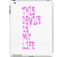 Phone is Life iPad Case/Skin