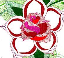 The Rose by savannah-ray