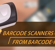 Get Barcode Scanners Online from Barcode-House by Barcode Printers