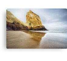 Edge of the Sea Canvas Print