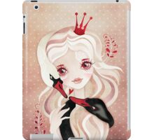 Swan Princess iPad Case/Skin