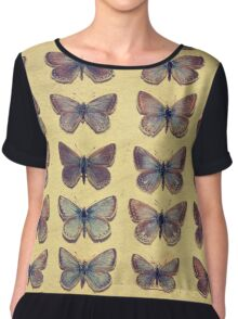 The Butterfly Collection 1 Chiffon Top