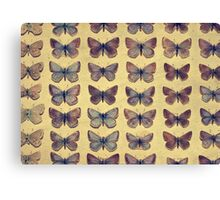 The Butterfly Collection 1 Canvas Print