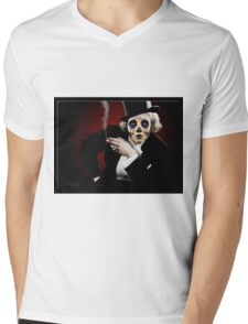Day of the Dead Mens V-Neck T-Shirt