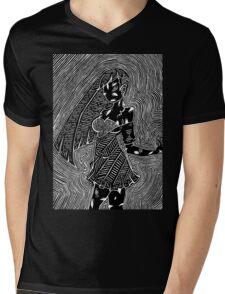 The visions~ Mens V-Neck T-Shirt