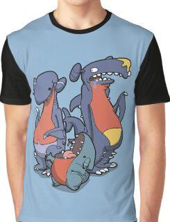 Torpedo Sharks! Graphic T-Shirt