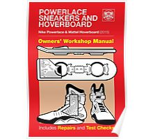 Owners' Manual - Hoverboard Poster