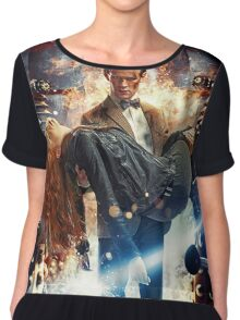 Matt Smith Chiffon Top
