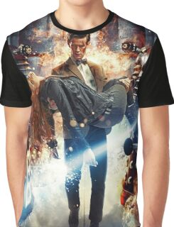 Matt Smith Graphic T-Shirt
