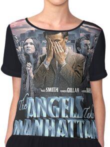 The Angels take Manhattan Chiffon Top