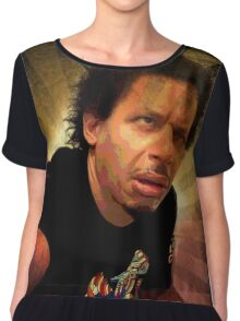 Eric Andre 1 Chiffon Top