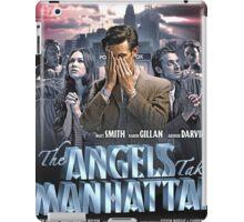The Angels take Manhattan iPad Case/Skin