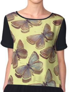 The Butterfly Collection 2 Chiffon Top