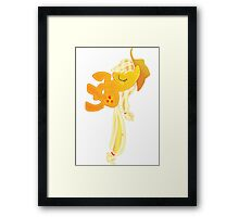 Graceful Applejack Framed Print