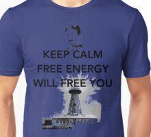 Keep Calm Tesla  Unisex T-Shirt