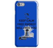 Keep Calm Tesla  iPhone Case/Skin