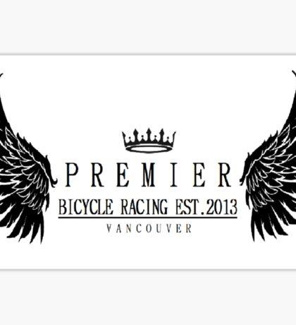 Premier Bicycle Racing Sticker
