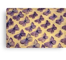 The Butterfly Collection 3 Canvas Print