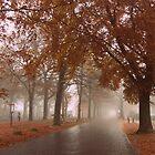 Autumn in my Hometown by ienemien