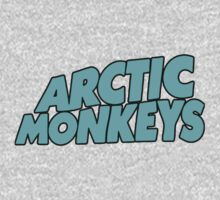 arctic monkey One Piece - Short Sleeve