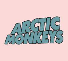 arctic monkey Kids Tee