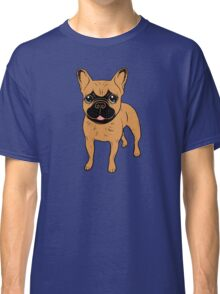 Golden Fawn Frenchie Classic T-Shirt