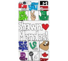 Shawn Mendes! iPhone Case/Skin