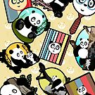 Panda Mix by Adamzworld