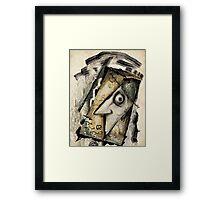 El DEL SOMBRERO Framed Print