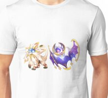 Pokemon Sun and Moon Unisex T-Shirt