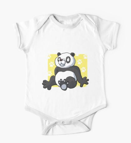 Le panda rêveur One Piece - Short Sleeve