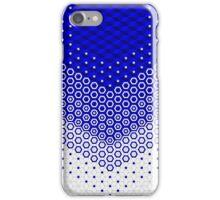 Blue Hex iPhone Case/Skin