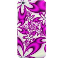 Flowers Forever iPhone Case/Skin