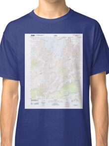 USGS TOPO Map California CA Turlock Lake 20120427 TM geo Classic T-Shirt